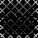 Verify Bag Basket Icon