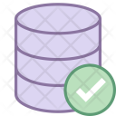 Database View Approve Icon