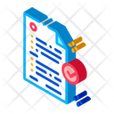 Document Confirmation Event Icon