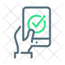 Approve Device Icon