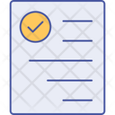 Schedule Workflow Iterations Icon