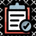 Approve file Icon