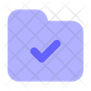 Approve-folder Icon