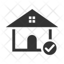 Approved Loan Home Icon