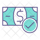 Approved Money Verify Icon