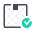 Approve Order Delivery Icon