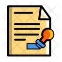 Approve Paper Approve File Approve Document Icon