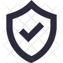 Shield Defence Protection Icon