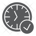 In Time Watch Icon