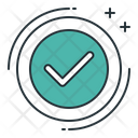 Approved Check Tick Icon