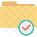 Approved Data Folder Icon