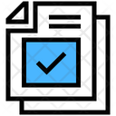 Approved Approved File File Icon