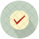 Check Mark Approved Tick Icon