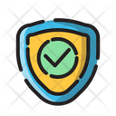 Approved Check Verified Icon