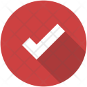 Approved Blue Check Icon