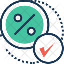 Approved Tick Check Icon