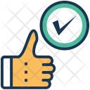 Approved Feedback Favorite Icon