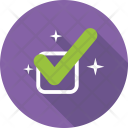 Approved Tick Accepted Icon