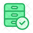 Approved Archive Icon