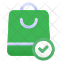 Approved Bag Icon
