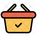 Approved Basket Icon