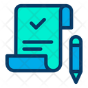 Approved Bill Icon