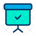 Approved Blackboard Icon