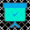 Blackboard Approved Verify Icon