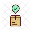 Approved Box Icon