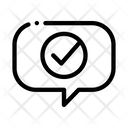 Quote Speech Frame Icon