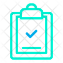 Approved Verification Checking Icon