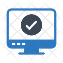 Approved Computer Security Icon