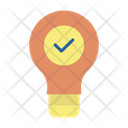 Approved Creative Idea Icon