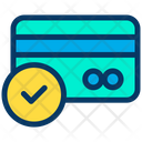 Approved Card Credit Icon
