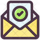 Approved Email Icon