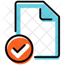 Agreement Statistics Strategy Icon