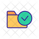Approved Folder Icon