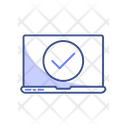 Approved Laptop Approve Laptop Icon