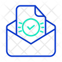 Approved Letter Icon