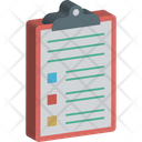 Approved List Item Checked Task List Product List Icon