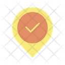 Approved Location Icon