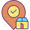 Approved Logistics Location Icon