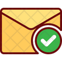 Approved mail Icon