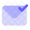 Approved-mail Icon