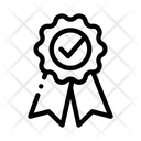 Approved Medal Icon