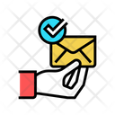 Approved Message Color Icon