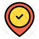 Approved Place Current Location Approved Location Icon