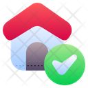 Approved Property Approved Check Mark Icon