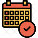 Approved  Schedule Icon