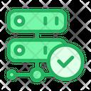Verified Server Verified Data Computer Services Icon